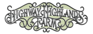 Highway Highlands Farm Logo